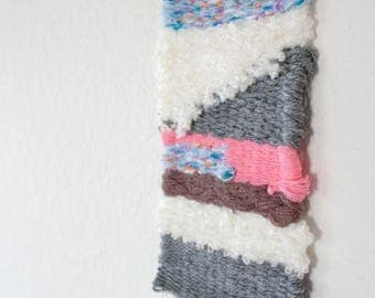 Petite Hand Woven Wall Hanging