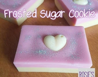 Frosted Sugar Cookie Soy Wax Bar