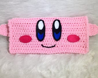 Nintendo Switch Case -- Handmade Crochet