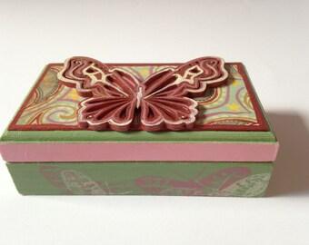 custom small trinket box