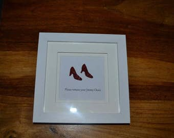 Jimmy Choos Shoe Quote Picture