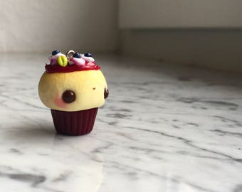Blueberry Cupcake Version 1
