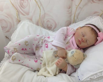 "Custom made to order Reborn doll ""Meg"" by Marrissa May"