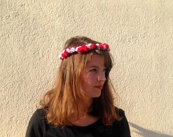 Flower crown Louise