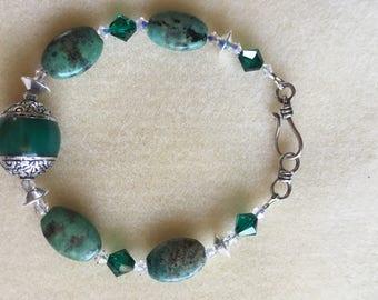 Green Harmony Bracelet