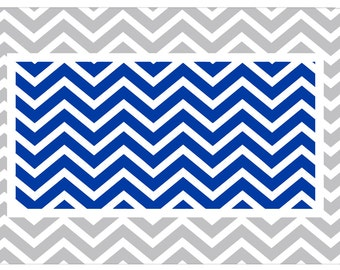 Nursery Personalized Chevron Rug, Customized Carpet Floor Mat, Custom Home  Decor, Many Colors