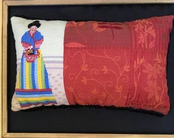 Yoko Tapestry Cushion