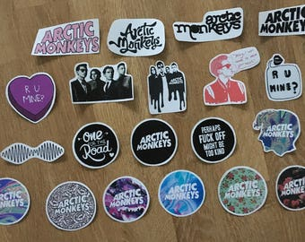 Arctic monkeys stickers