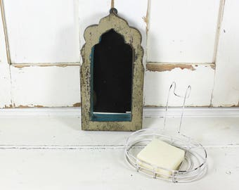 Little Painted Mirror
