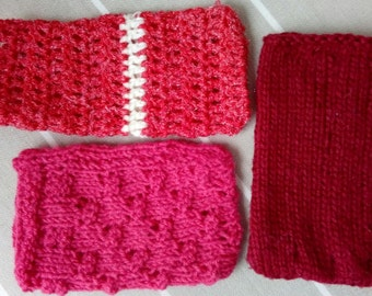 Phone cosy - Red Collection