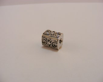 Sterling Silver Handmade Bali Bead Style B431