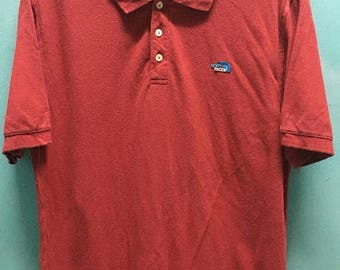 SALE 10 % Vintage The North Face Polo Tshirt Patagonia