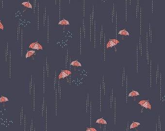Rainbrella in Shadow - Art Gallery cotton fabric
