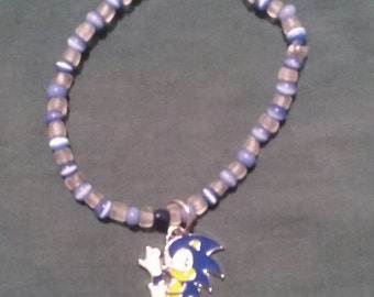 Sonic the Hedgehog Charm Bracelet