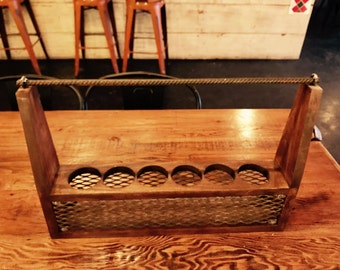 Custom Beer Caddy