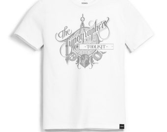 The typographers Toolkit - Martin Sahin - limited edition - T-Shirt
