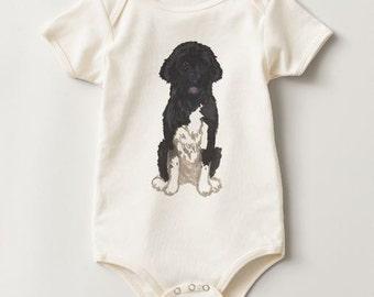 Puppy Organic Bodysuit