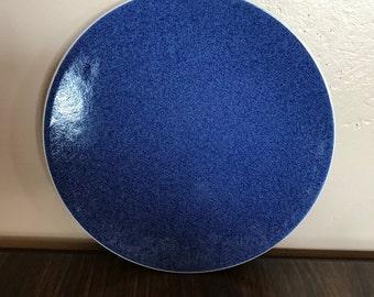 Sasaki Colorstone Sapphire Salad Plate