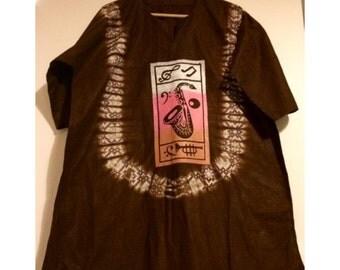 African Batik Shirts