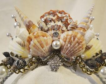 Mermaid Crown - Sea Queen