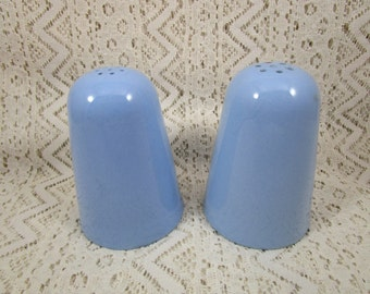 Homer Laughlin Skytone, 1948-1959, Salt and Pepper Shakers