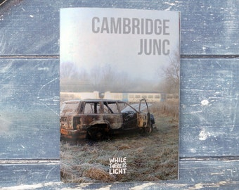Cambridge Junc Photozine Urban Photography Zine Book