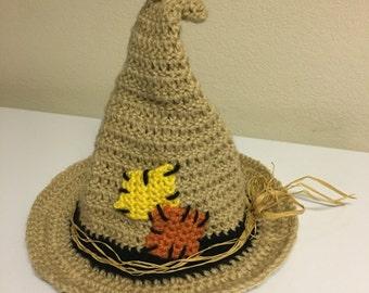 Baby Scarecrow Hat