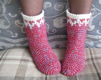 home socks,home shoes, home shoes,socks wool socks thick yarn