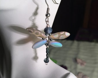 Dancing Dragonfly Earrings