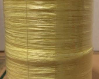 Raffia Wraphia Yellow Paper Raffia 100 Yards