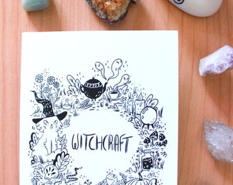 Witchcraft Notebook