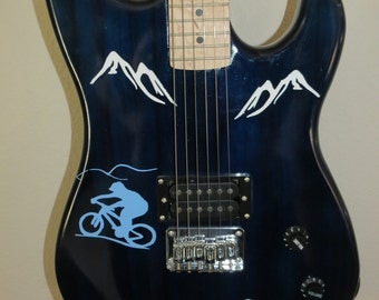 Personalized Guitars!