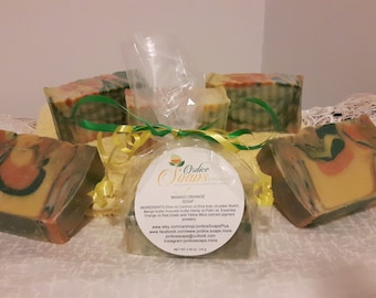 MANGO ORANGE SOAP