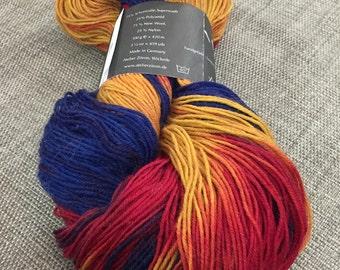 Zitron Trekking Hand Art Sock Yarn