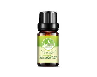 Cedarwood Essential Oil - Jaimin Essence - Pure Cedarwood Oil - Aromatherapy Oil - Therapeutic Grade - Pure Essential Oil