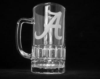 Alabama Beer Mug Set