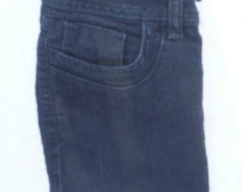 Black Jeans Purse
