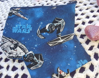 Star Wars cosmetic bag-tissue holder