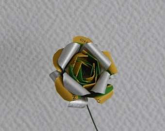 Eternal rose in capsules nespresso two-tone yellow / green