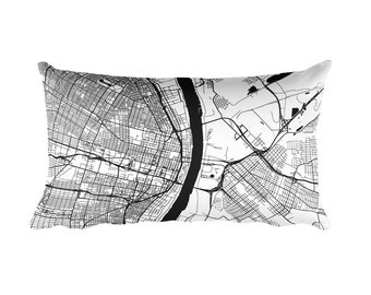 St Louis Pillow St Louis Decor St Louis Throw Pillow