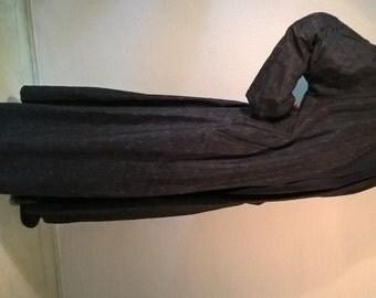 hand-woven silk kimono/robe