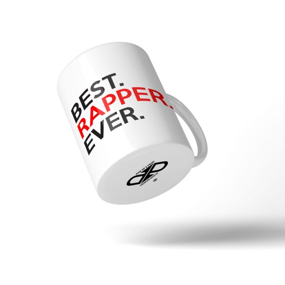 Best Rapper Ever Mug - Great Gift Idea Stocking Filler