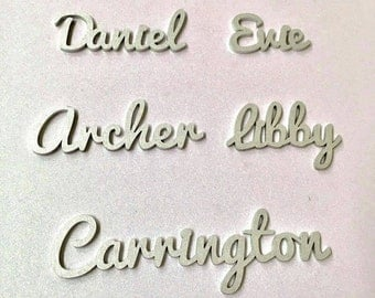 Wedding table place names and favours wedding memento gift