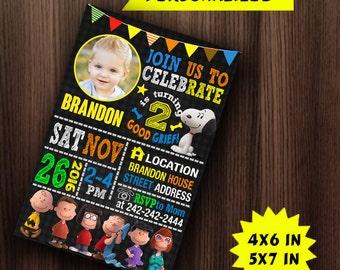 Snoopy Invitation / Snoopy Birthday / Snoopy Invitation Printable / Snoopy Party / Snoopy Party Card / Snoopy Invitations / Snoopy Invites