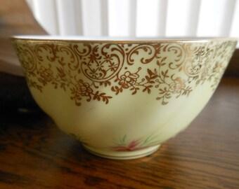 1950's Royal Tron Sugar Bowl
