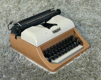Lilliput Antique Child's Typewriter | Made in England 1940's | For German Market | Very Good Condition | FREE Shipping