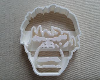 Hulk Head Face Cookie Cutter 3D Printed  ON SALE