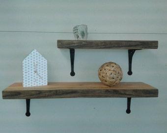 Chunky shelf