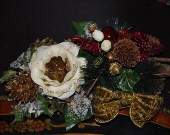 Christmas decoration, centerpiece