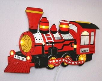 Snooze Light locomotive
